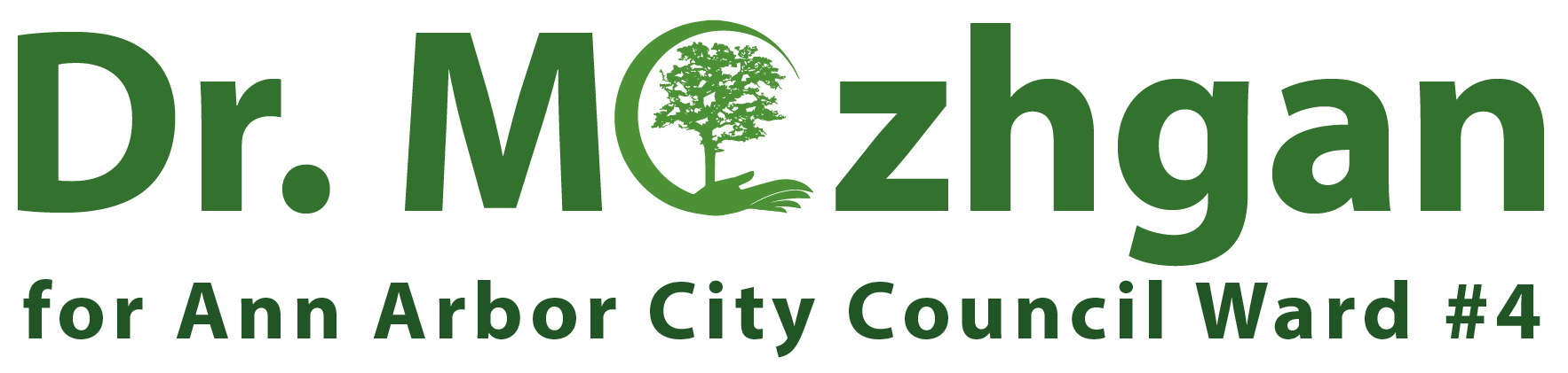 Dr. Mozhgan For Ann Arbor Council